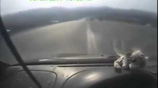 Lucky Driver BARELY Misses Head-on Collision