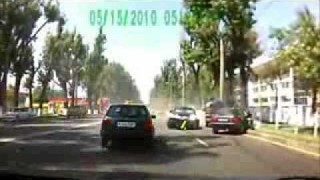 Driver Causes Multiple Accidents Driving Into Oncoming Traffic