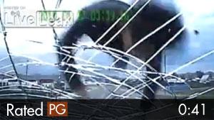 Pedestrian Attempts Suicide by Car