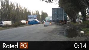 Driver Rear-Ends 18-Wheeler Killing Passenger