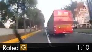 Sudden Vehicular Acceleration in Taiwan