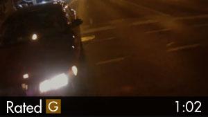 Motorcyclist Gets Rear-Ended, Driver Flees Scene