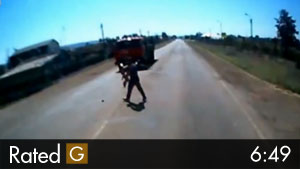 Dash Cameras Catching Good Deeds