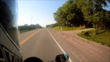 Driver Almost Causes Head-On Accident With Motorcycle