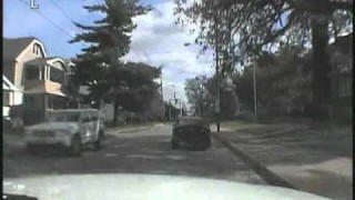 Lakewood Ohio Police Chase Ends in Accident